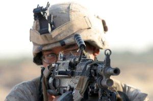 Combat Marine