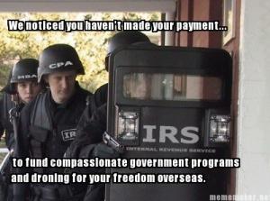 Compassionate Government