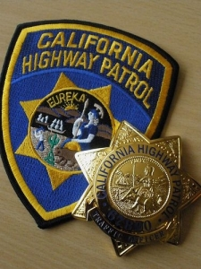CHP Patch & Shield
